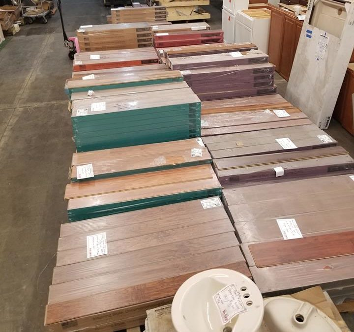 Laminate #flooring starting at 99 Cents per sq ft – 3 truck loads in stock