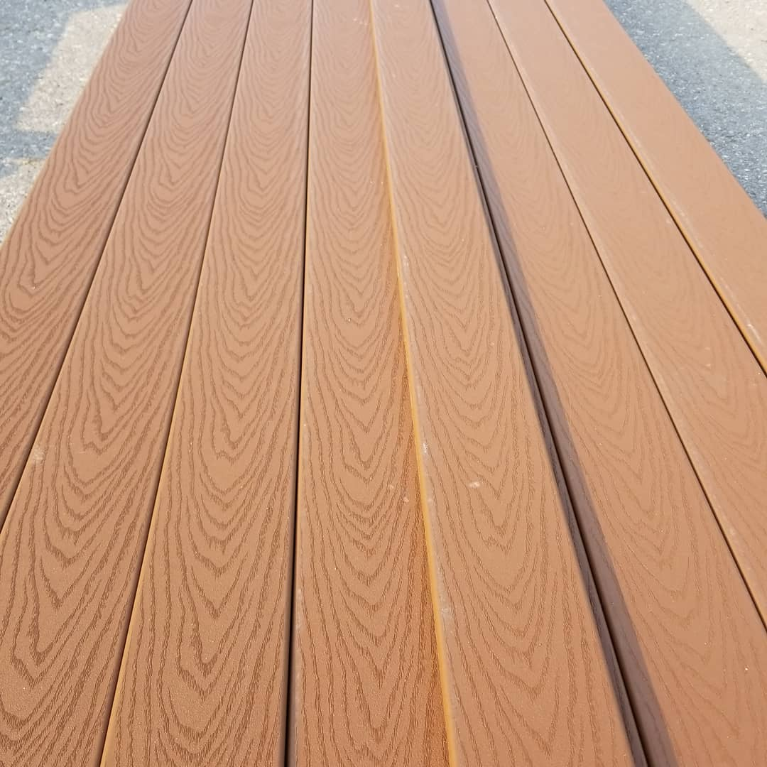 Plenty of #decking still available at $2.49 per LF in a bunch of colors