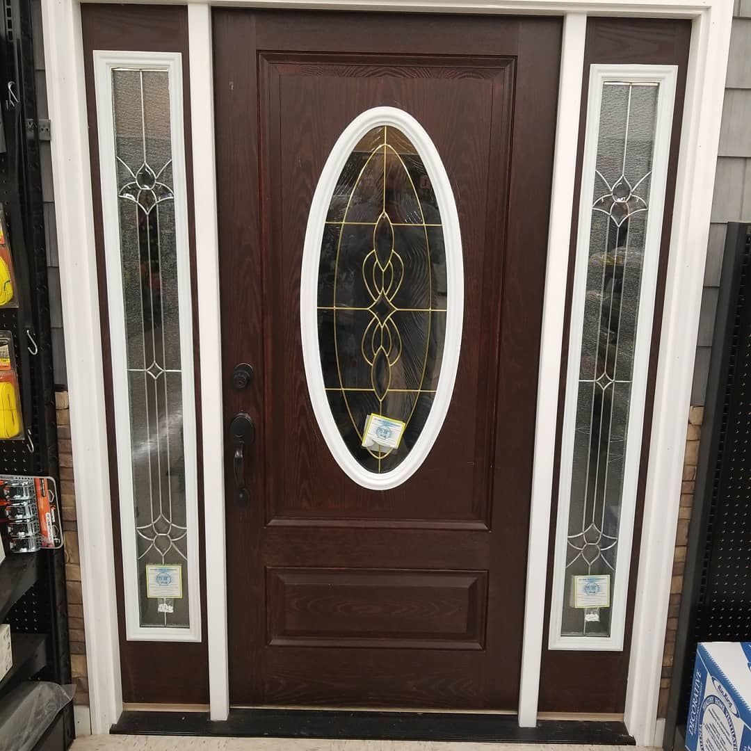Is it time to update that old front #door? Stop in today to see all the options available.