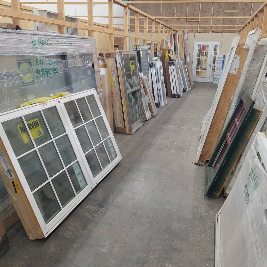 Surplus #windows must go.  Come take a look and let's make a deal