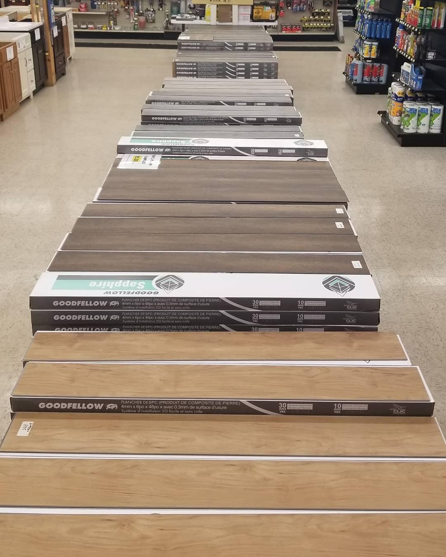 $1.75 per sq ft Vinyl plank #flooring 12 Mil wear layer  30 year warranty