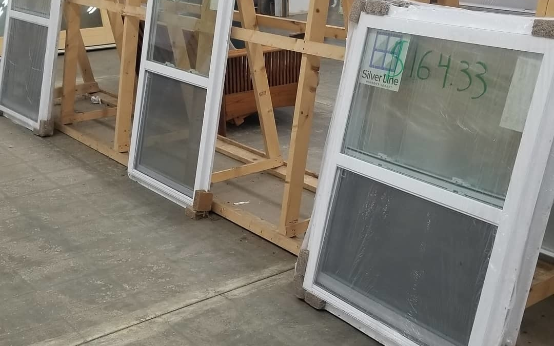 20% off in stock Silverline #windows.  Open normal business hours  We are changing over to Jeld-Wen windows and need to clear out the old inventory to make room for the new. -While supplies last -Limited quantities